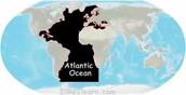 Map of Atlantic's Location