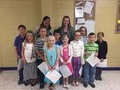 2nd grade squad