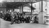 Ellis Island And Immigration in 1921