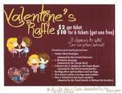 PreK Valentine's Raffle