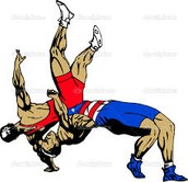The Indian Wrestling Olmpians