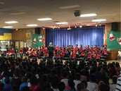 The amazing Ms. Jafari put together a great Holiday Performance at Pillow! So fun!
