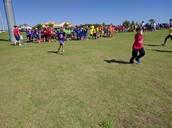 Baton relay race!