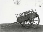 This Red River Cart is currently on sale