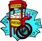 Popcorn from Kindergarten