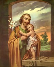 Happy Feast of  Saint Joseph!