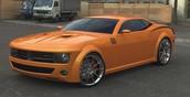 2020 Dodge Barracuda.