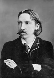 written by Robert Louis Stevenson.