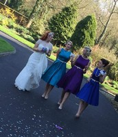 Best Friend's Wedding as a bridesmaid