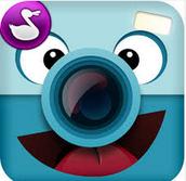 Chatterpix or Chatterpix Kids - smartphone app (iPhone?)