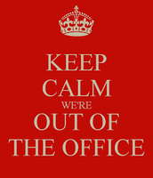 Administration Out of the Office