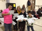 Elementary  Chess Tournament - Wednesday, March 2, 2016