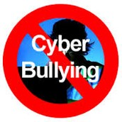 What should you do when cyber bullied