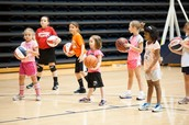 Lady Roo Basketball Camp
