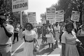 Out come of the Montgomery Bus Boycott.