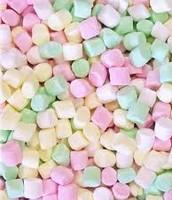 Ity-Bity Mini Marshmellows!