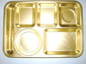 Brentwood Cafeteria Serves up Golden Trays