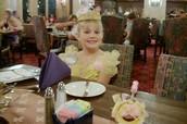 My Princess at Disney..