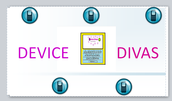 Device Diva's Punch Card