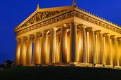 Parthenon: Athena
