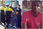 Freddie Gray and Being Arrested