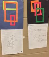 4th grade math angles and area.