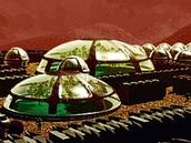 כיפות ההתיישבות על מאדים ב 2030