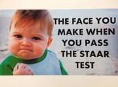 STAAR Retakes!