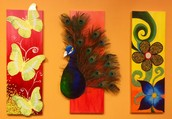 Our students' beautiful art