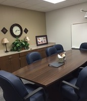 Conference Room in office area
