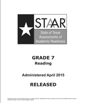 STAAR Released Questions Sort