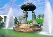 The Tarascas Fountain
