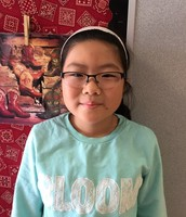 2nd Place Spelling Bee Winner - Michelle Chung
