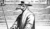 Black Death Doctor mask