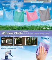 Enviro Cloth and Window Cloth