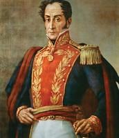 Persona famosa - Simón Bolívar