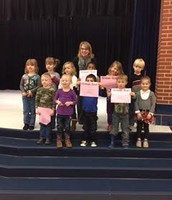 Head Start Award Winners!