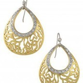 Jordyn Filigree Earrings