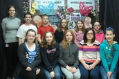"""IU9 Reading Competition and 7th Grade """"Lunch and Learn"""" Book Club"""