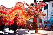 中國新年 (Chinese New Year)