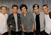 ONE DIRECTION ARE BACK!!!!