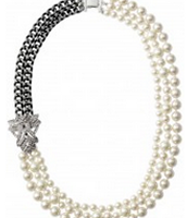 Daisy Pearl necklace  $59