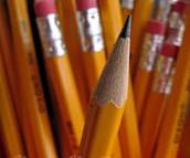 Squeaky Pencils