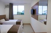 Apartamento Duplo Solteiro