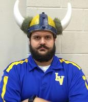 New Mascot?  Mr. Larkin!!