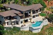 Un casa grande