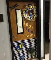 College Week Doors!