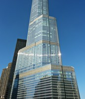 Trump International Hotel And Tower Chicago.