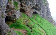 Many caves have different entrances you can go into