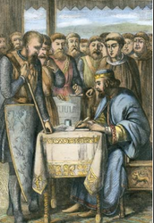 The Birth of The Magna Carta